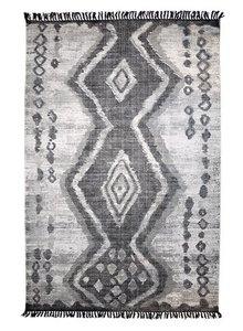 HK Living Alfombra Boucherouite gris - 180x280cm - HK Living