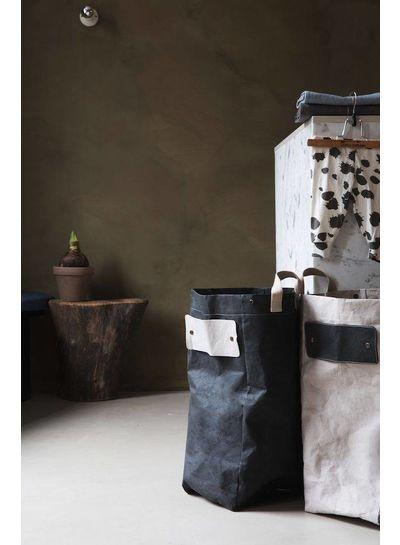 Uashmama Bolsa de lavandería Black- Uashmama