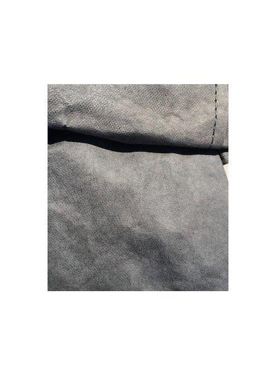 Uashmama Bolsa de papel lavable- Gris - Uashmama