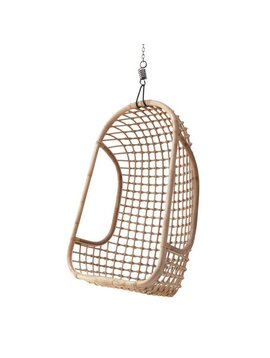HK Living Fauteuil suspendu en rotin naturel - HK Living