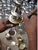 Household Hardware Lanterne Argent - Upcycled/Recyclé - Household Hardware