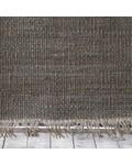 Tell me more Tapis toile de Chanvre - gris - 140x200cm - Tell me more