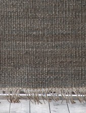 Tell me more Hemp Rug - Grey - 140x200cm - Tell Me More