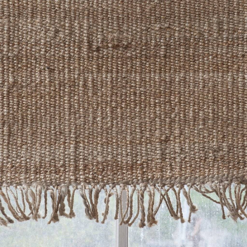 Tell me more Hemp Rug - Natural Brown - 140x200cm - Tell Me More