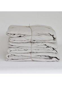 Tell me more Funda nórdica 100% lino lavado - 220x240 - gris - Tell me more