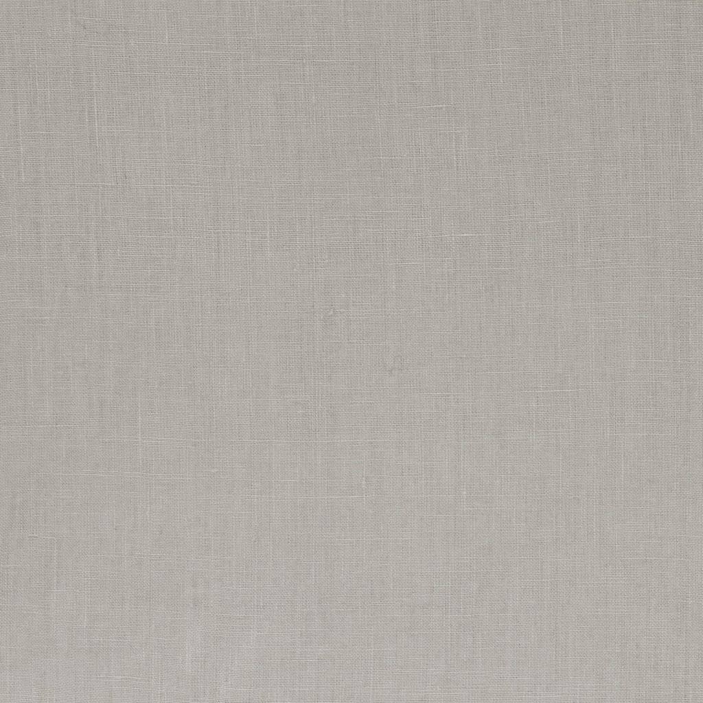 Tell me more Housse de couette 100 % lin lavé - 240x220 - gris clair - Tell me more
