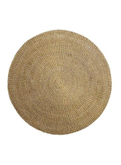 Bloomingville Round seagrass rug - natural - Ø200cm - Bloomingville