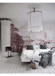 Ambiance Scandinave avec une touche orientale vues sur Pinterest