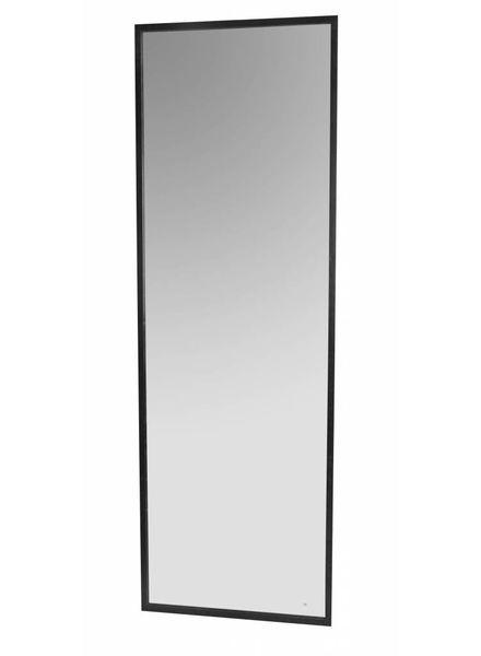 """Broste Copenhagen Espejo 'Talja"""" de Metal - Negro de Antigüo - 60x180cm - Broste Copenhagen"""