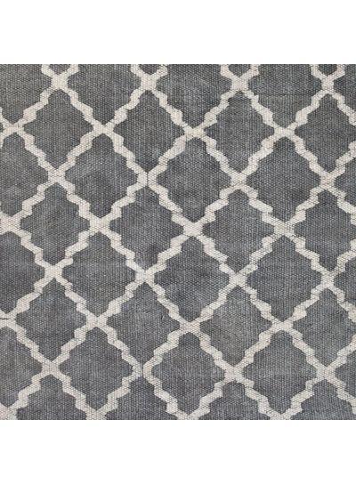 Tell me more tapis scandinave en coton lav gris 80x200cm tell me more petite lily interiors - Tapis scandinave gris ...