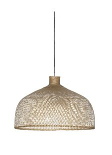 Ay Illuminate Bamboo Pendant Lamp M1 - Natural - Ø75 cm - Ay illuminate