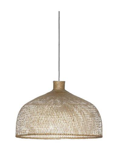 Ay Illuminate Suspension lamp Bamboo M1 - Natural - Ø75 cm - Ay illuminate