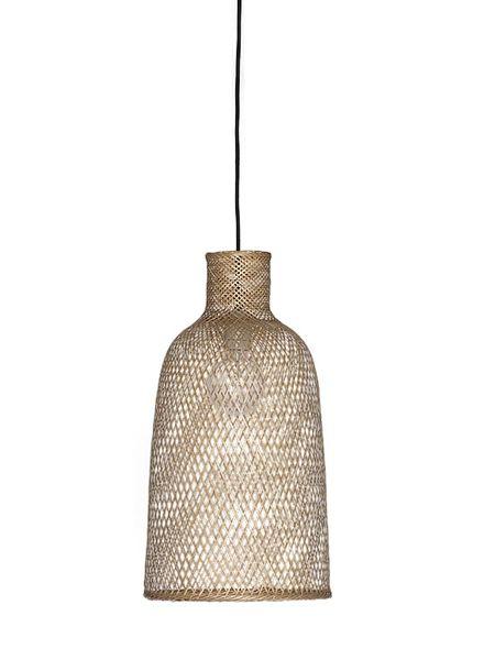 Ay Illuminate Bamboo Pendant Lamp M2 - Natural - Ø30 cm - Ay illuminate