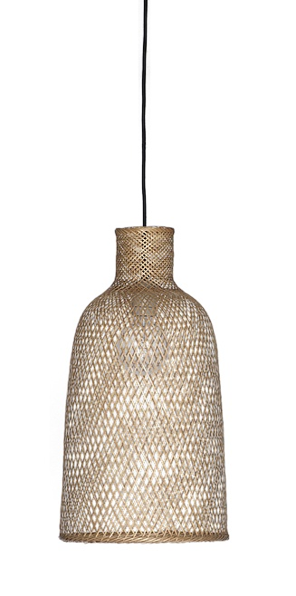 Ay Illuminate Lampe Suspension Bambou M2 - Natural - Ø30 cm - Ay illuminate