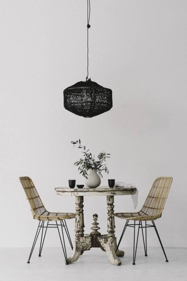 Wonderful Scandinavian Ethnic Interior Design! From thedesignchaiser.com