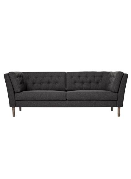 Bloomingville Scandinavian sofa - dark grey - Bloomingville