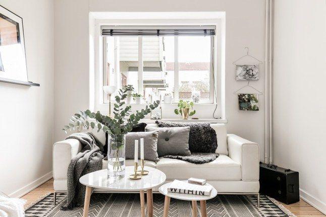 d co scandinave avec le tapis block vu sur planete. Black Bedroom Furniture Sets. Home Design Ideas