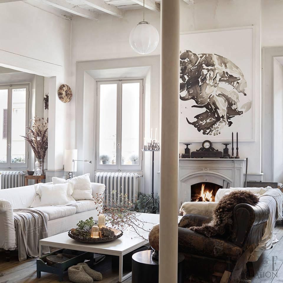 déco scandinave vintage vu sur elle decoration - petite lily interiors