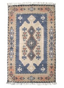 Storebror Tapis design vintage - multicolore - 120x180cm - Storebror