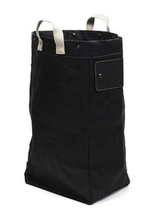 Uashmama Washable Paper Laundry Bag - Black - Uashmama