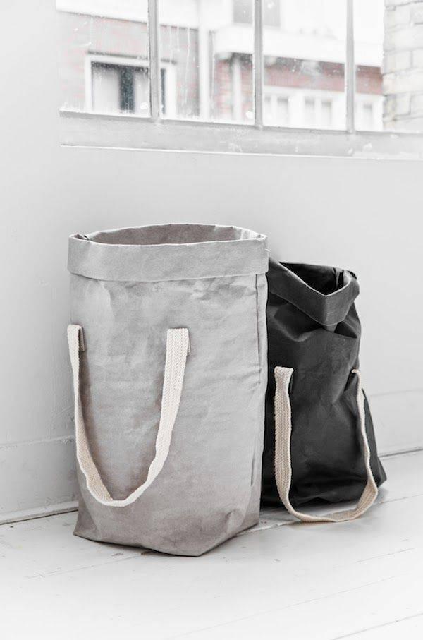 Uashmama Carry Bag Two gris Uashmama