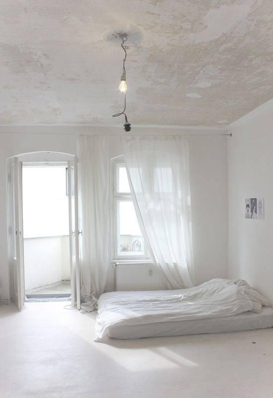 Ambiente puro y crudo - visto en houseofbliss.blogspot.com