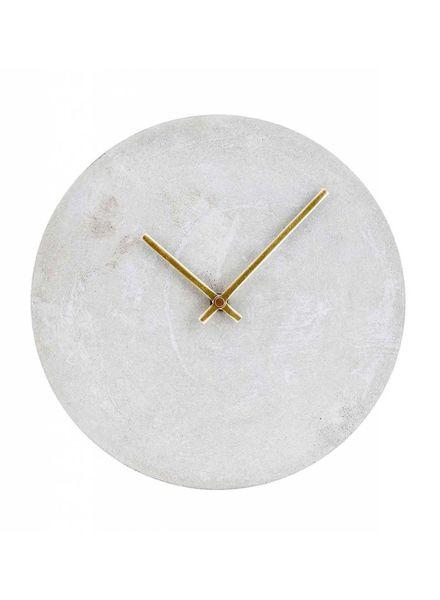 House Doctor Reloj de Pared de Hormigón - Ø28cm - House Doctor