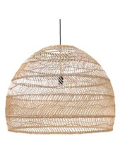 HK Living Lampe Suspension en osier - Ø80cm - HK Living