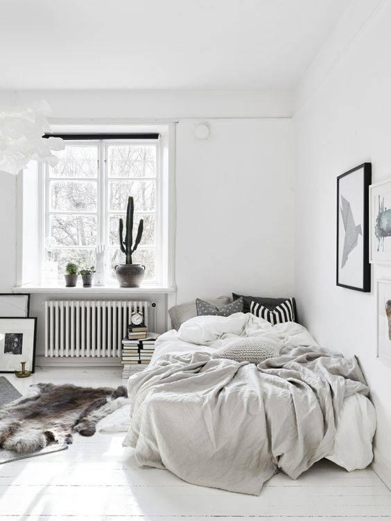 Habitación Estilo Escandinavo - visto en Only Deco Love