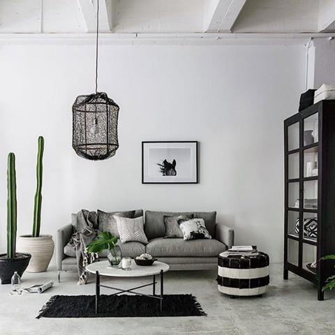 Lámparas de Suspensión en Bambú, una gran tendencia ! - visto en Pinterest e Instagram