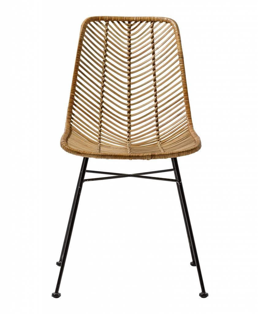 Bloomingville Rattan Chair Lena Quot Natural