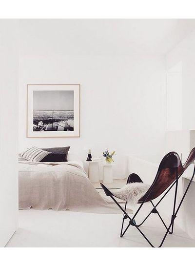 Style Vintage avec Fauteuil Papillon - Vu sur FEEM Interior Design Sweden, French By Design et Alvhem