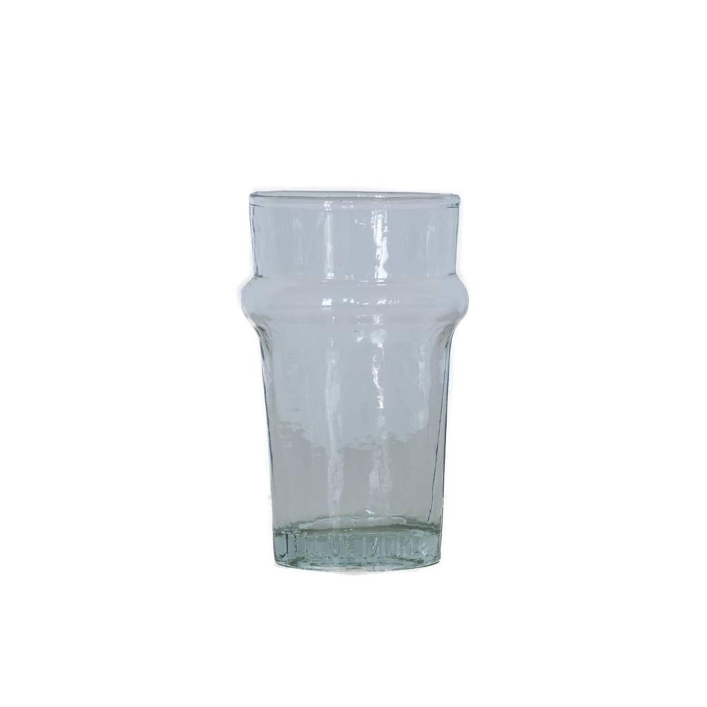 Tell me more Juego de 6 Vaso de té - Azul / Verde - 9,5cm - Tell Me More