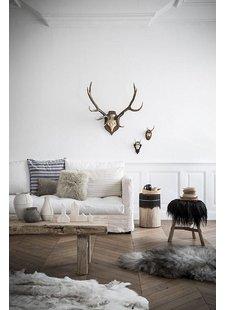 Déco Scandinave Ethnique d'une salle de bain - Vu sur Pinterest