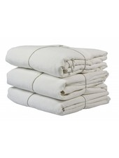 Tell me more Duvet cover 100% stonewashed linen - 220x240 - off white - Tell me more
