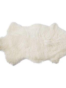 Bloomingville Piel de Cordero para Decorar - Blanco - 50x90cm - Bloomingville