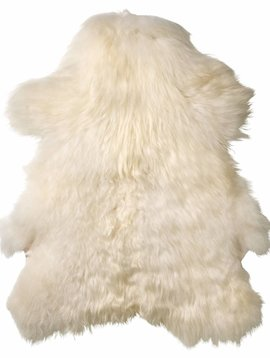 Bloomingville Lambskin Deco - White - 100x110cm - Bloomingville