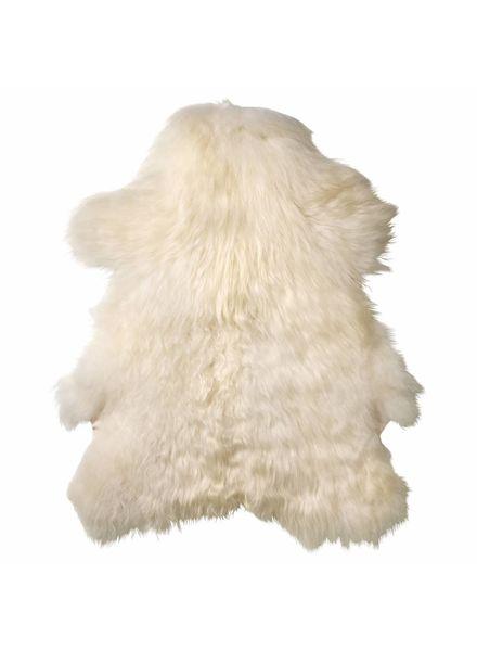 Bloomingville Peau d'agneau déco - Blanc - 100x110cm - Bloomingville