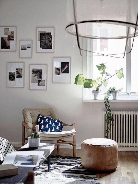 Una mezcal perfecta de diseño Sueco y Étnico - visto en planetdeco.fr