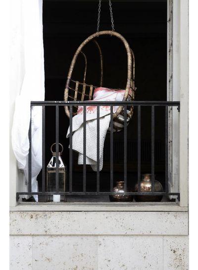 fauteuil suspendu egg en rotin naturel broste copenhagen petite lily interiors. Black Bedroom Furniture Sets. Home Design Ideas