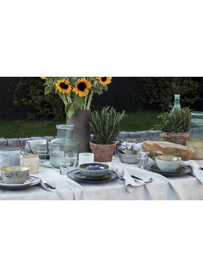 Tell me more Assiette en grès 'Florens' style Ethnique - 28cm - Tell Me More