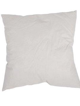 Bloomingville Packing cushion - white - 50x50cm - Bloomingville
