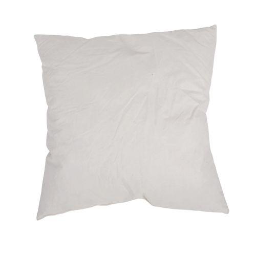 Bloomingville Cojín Blanco - 50x50cm - Bloomingville