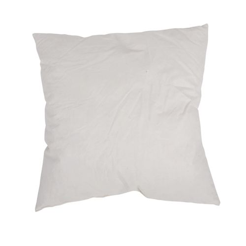 Bloomingville Packing cushion - white - 50x50cm - Bloomingville