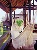 Bloomingville Hammock Ecru - Ø24xh65cm - Bloomingville