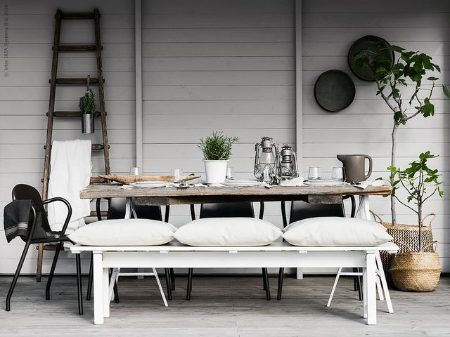 Inspiration Scandinave pour votre table d'été- Vu sur Bloglovin Aftonbladet Sweden