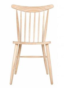 Uniqwa Furniture Chaise 'Alila' en teck non traité - Naturel - Uniqwa Furniture