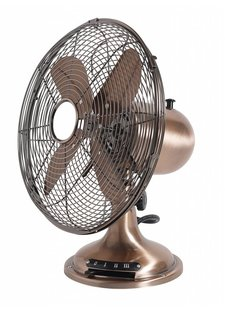 Nordal Table fan - Antique color - Nordal