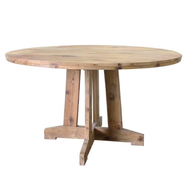 HK Living recycled teak table - Ø140cm - HK Living