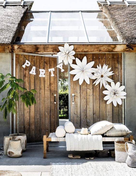 Decoration de Garden party par VT Wonen